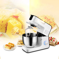 1000W Electirc Stand Mixer Electric Planetary Machine Dough Kneading Machine Almighty Household Cooker