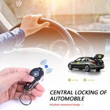 Car Remote Locking Central Door Kit Car Remote Central Door Locking Kit Auto Keyless Entry Alarm System 410/T238