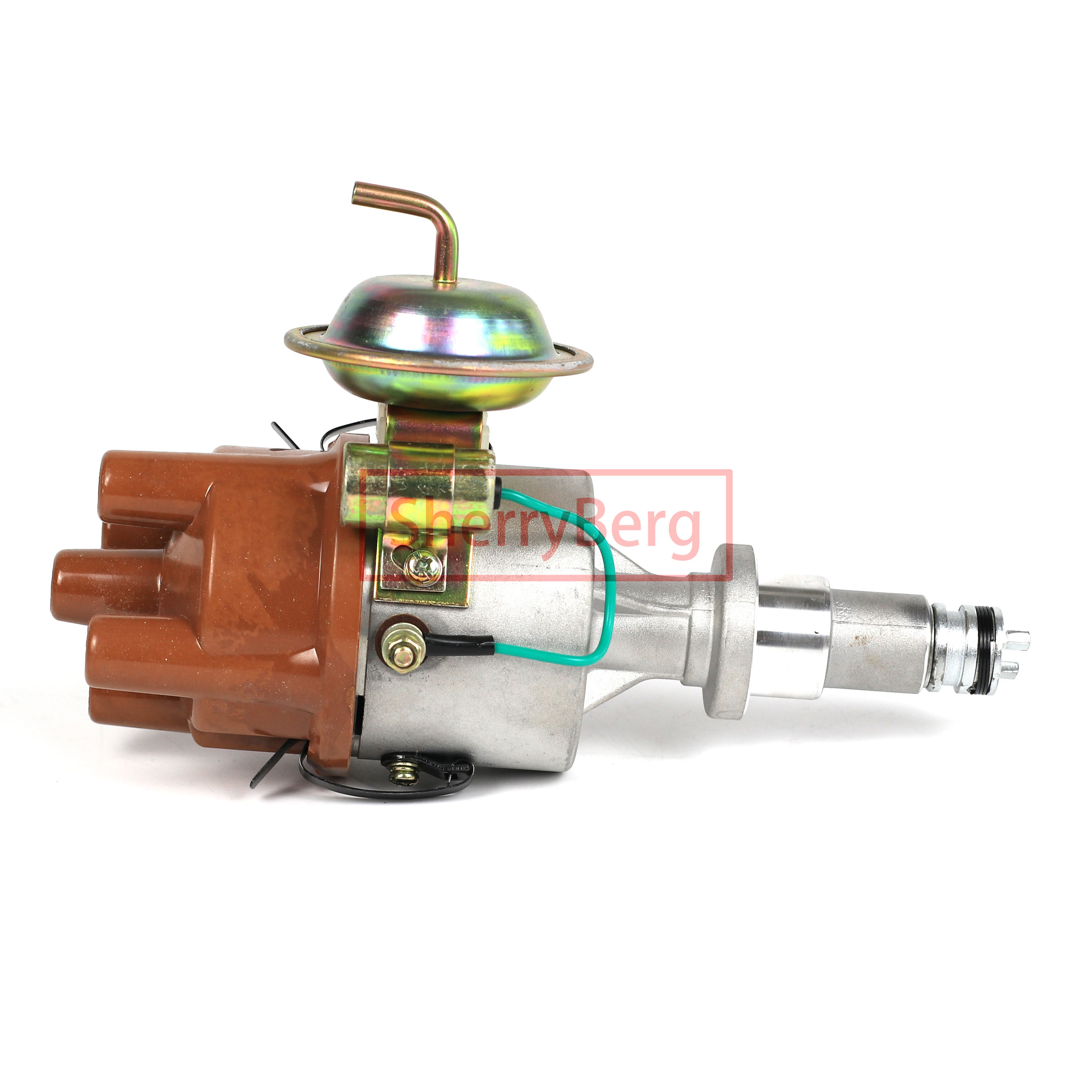 SHERRYBERG Automobile Distributor for RENAULT R4 R8 R10 R12 R15 Ignition 0 7-1 3L 1961-1992