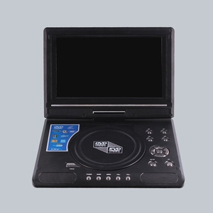 Image 5 - 9.8 Inch Draagbare Mobiele Dvd Met Hd Mini Tv Speler
