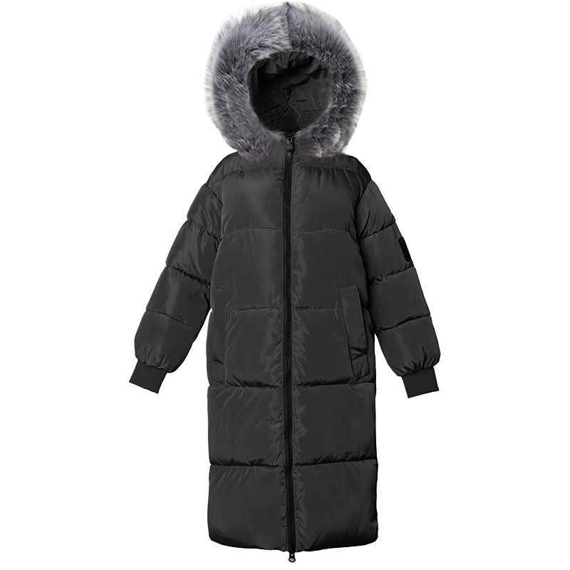 Plus Size 6XL 7XL Oversized Vrouwen Jas Winter Hooded Warm Parka Winter Jas Vrouwen Verlengen Uitloper Warm Womens donsjack