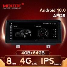 MEKEDE 1920X720 Android 10 Dvd Ô Tô Đa Phương Tiện GPS Navi Cho Xe BMW F20 Bộ 3 F30 F31 F34 cho Xe BMW 4 Loạt F32 F33 F36