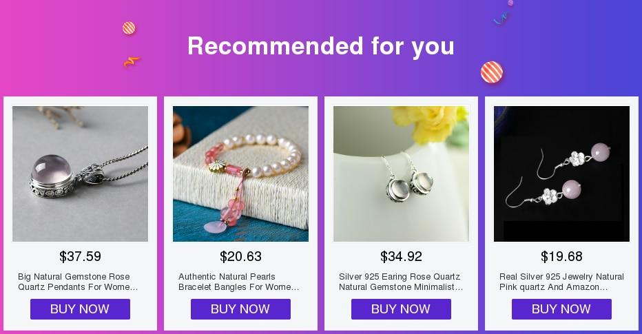 Подлинное серебряное кольцо 925 ручной работы, кольца для женщин с натуральным розовым кварцем, элегантные ювелирные изделия Anelli Donna