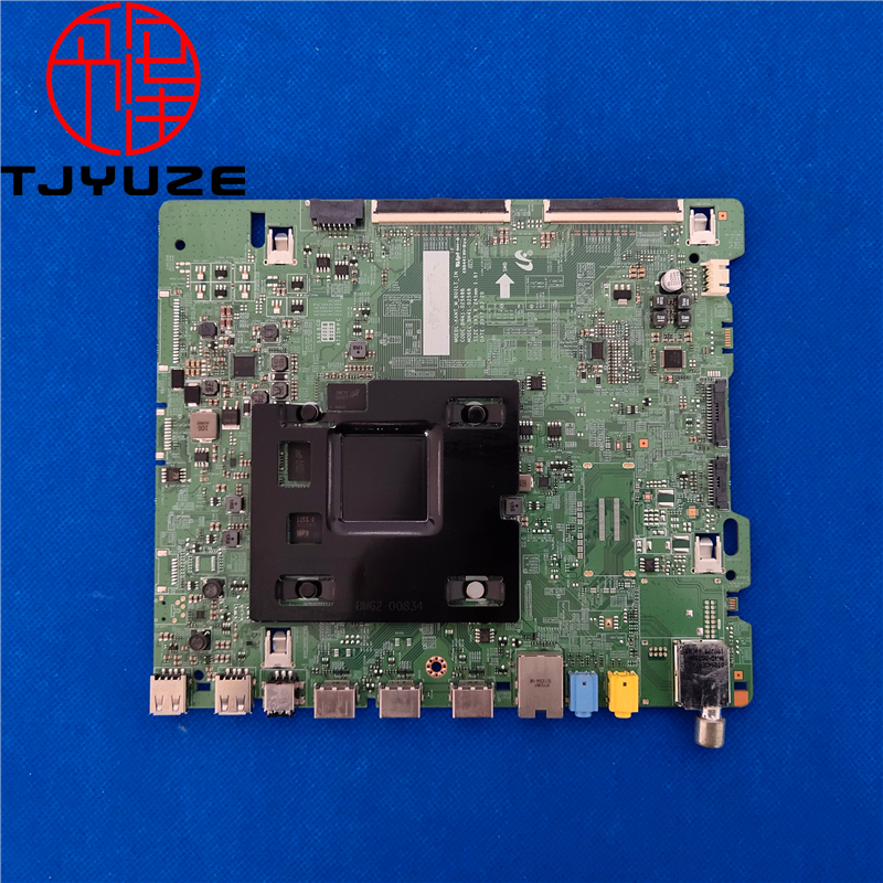 Bon test pour Samsung UE55MU7400UXTK UE55MU7400U UE55MU7400 carte principale CY-KM055HGAV3H BN94-11958Q carte mère BN41-02568B