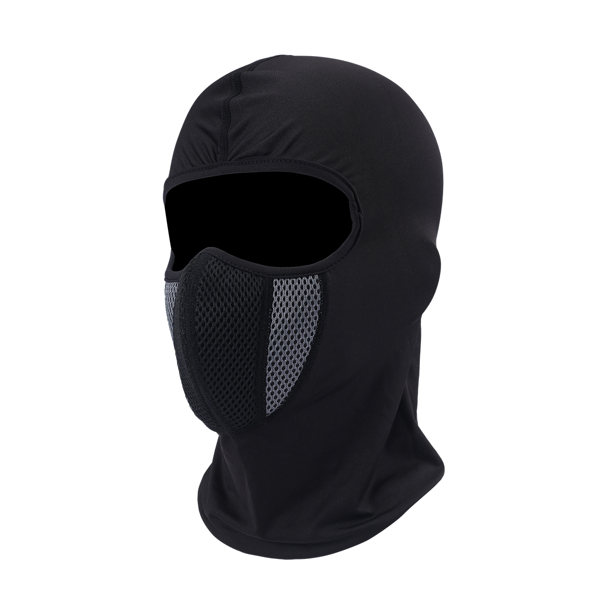 HEROBIKER Balaclava Motorcycle Face Mask Moto Helmet Bandana Hood Ski Neck Full Face Mask Windproof Dustproof Face Shield