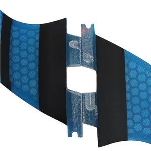 Image 3 - Surf Fcs 2 K2.1 Rear Fin Geel Glasvezel Quilhas Fcs Ii K2.1 Achter Vinnen Surf Board Quilhas Vinnen Fcsii Vinnen in Surfen