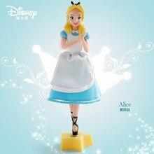 Disney Bolígrafo Blancanieves de 18cm de Cenicienta, figura de acción de decoración, colección de PVC, juguetes para niños, regalos
