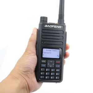 Image 4 - 2020 Baofeng DMR DM 1801 ווקי טוקי VHF UHF 136 174 & 400 470MHz Dual Band Dual זמן חריץ Tier 1 & 2 דיגיטלי רדיו DM1801