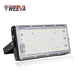 Led Floodlight 50W Waterproof IP65 Outdoor LED Reflector Light Garden Lamp AC 220V 240V Spotlight Street Lighting(China)