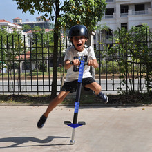 Fitness-Equipment Stilts Jumping-Toy Pogo-Stick Sports-Trainer Outdoor Springs-Doll Balance