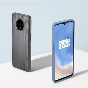 Image 2 - 100% official Cushion back cover case for OnePlus 7T protective bumper original accessories