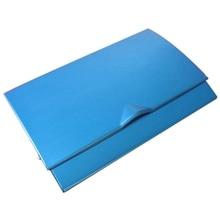 Case Card-Holder Business-Card Transmission-Case Medium-Mirror Aluminum-Alloy Commercial