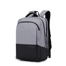 Plecak na komputer USB KEBI wodoodporny komputer plecak na komputer USB