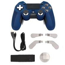 2019 PS4 Gamepad,Dual Vibration Elite PS4 2.4G Wireless Game Controller Joystick for Play Station 4 Video Gaming Console and PS3(China)
