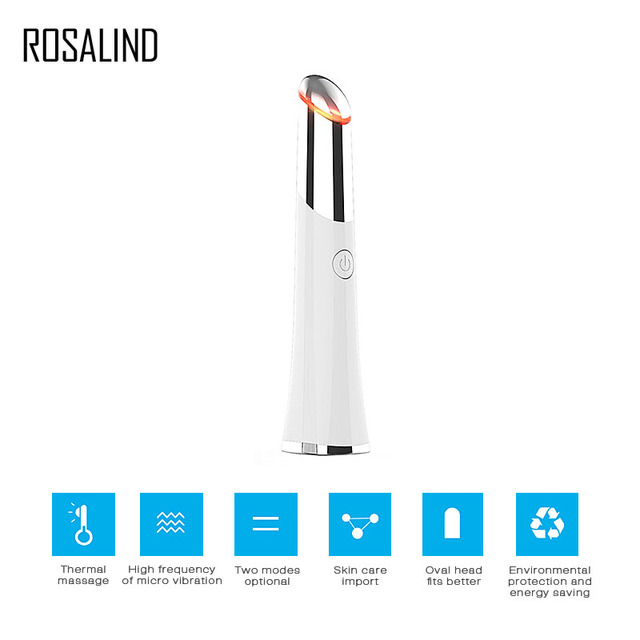 ROSALIND Electric Eye Massager Remove Wrinkles Dark Circles Instrument Device Anti-wrinkle Massage Relaxation Skin Care Tools 4