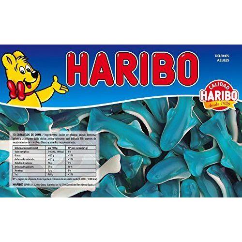 Haribo Delfinos Blu 1 Kg