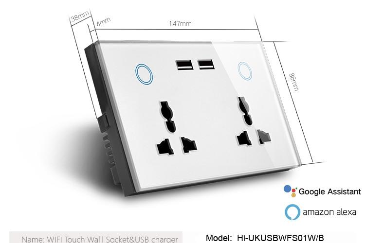 USB WIFI Socket-01