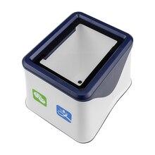 NETUM Scanner de codes barres Portable, Portable, USB filaire, 1D, F18W, 2D, QR, lecteur de codes à barres et sans fil, pour inventaire de points de vente