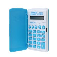 Mini Student Pocket Battery Powered 8-Digit Electronic School Office Calculator 28GE