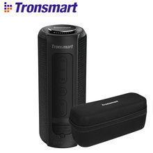 Tronsmart Element T6 Plus портативная Bluetooth Колонка 40 Вт TWS SD TF IPX6 Водонепроницаемый Саундбар с глубоким басом для телефонов Siri