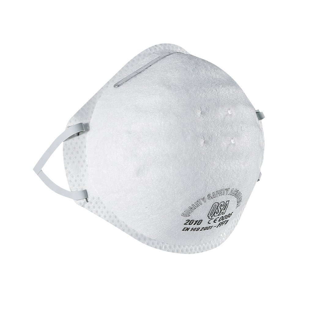FFP1 Mask Anti-Fog Headband Round Mask Dust Mask Safety Masks Anti Dust Masks Dustproof Facial Protective Cover Masks
