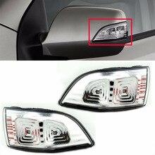Side LED Mirror Signal Lamp Repeater RH+LH  For 2011-14 Kia Sedona Carnival OEM 876144D000 876244D000