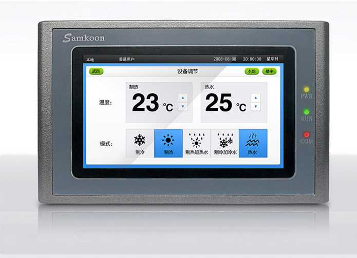 AK-043AW  4.3inch display ready to ship,100% new and original Samkoon touch screen title=