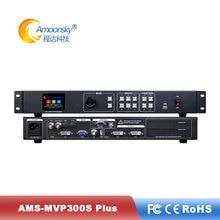 Russia vidoe processor mvp300s plus like novastar VX2S controller support 3840*640 resolution for ourdoor indoor screen module