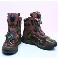 Boots Hiking-Shoes Sitex Outdoor Waterproof Breathable Mountain-Climbing Professional