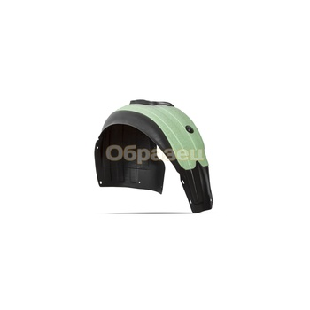 Fender isolating fit for BMW X1 2015-(front