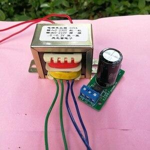 Image 4 - Kit de placa de controlador de ojo de gato de tubo Dual 6E2, amplificador DIY