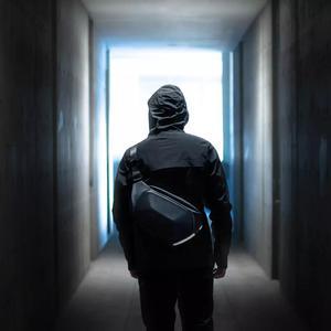 Image 5 - Сумка через плечо Youpin TAJEZZO для мужчин, мессенджер с защитой от кражи, водонепроницаемый нагрудник для коротких поездок