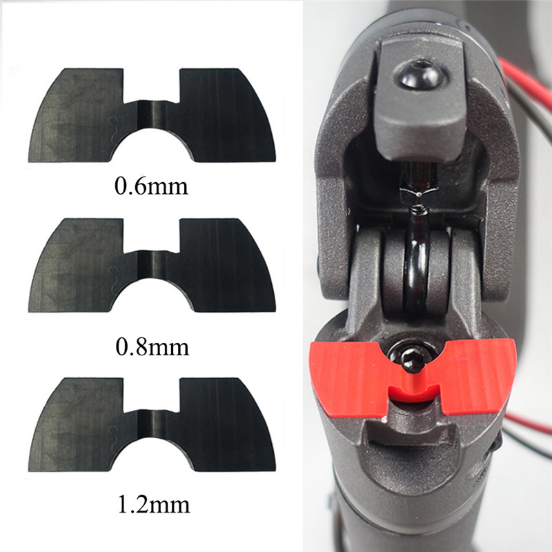 3pcs/set <font><b>Electric</b></font> <font><b>Scooter</b></font> Part/Accessories Rubber Pad Pole Shakeproof Cushion Rubber Vibration Damping For <font><b>Xiaomi</b></font> <font><b>Mijia</b></font> <font><b>M365</b></font>/<font><b>Pro</b></font> image