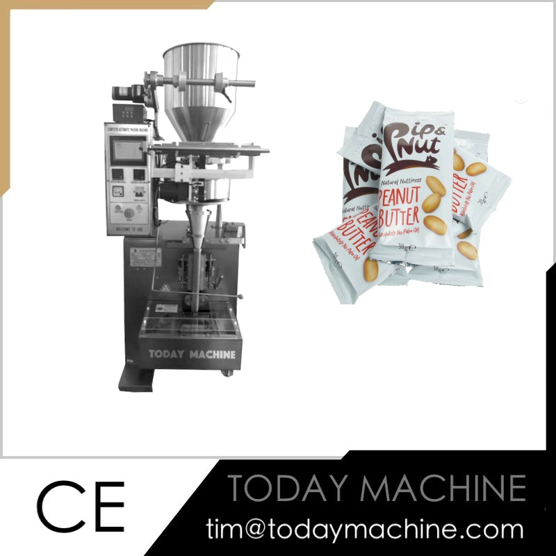 Automatic Granule Packing Machine For Packaging Snack Popcorn Nut Dried Fruit