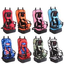 Детское безопасное сиденье, портативное, регулируемая, защита, обновленная версия, уплотненная, губчатая коляска, аксессуары для детей, детские сиденья с ремнем