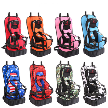 Infant Safety Seat Portable Adjustable Updated Version Thickening Sponge Stroller Accessory