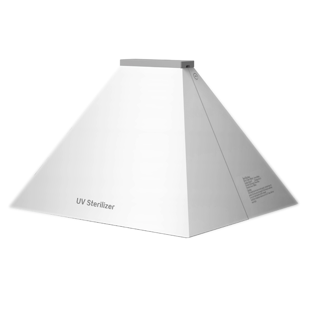 Multifunction LED UVC Disinfection Sterilizer Portable UV Mask Disinfection Box For Cellphones Toothbrushes