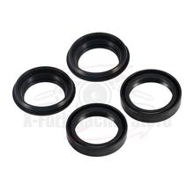 Motorcycle-Assy-Kit Oil-Seals Fork Yamaha Tzr250/3ma/1989 2PCS And