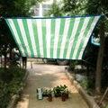 Сетка от солнца с защитой от УФ-лучей, 9 размеров, для дома и сада, для внутреннего дворика, бассейна, квадратная Солнцезащитная сетка, навес д...