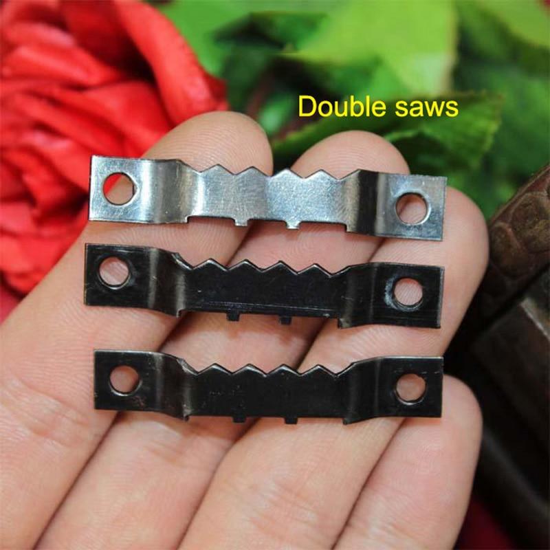 50pcs-45-8MM-black-jagged-frame-frame-hook-frame-parts-double-serrated-iron-hook-furniture-Photo (3)