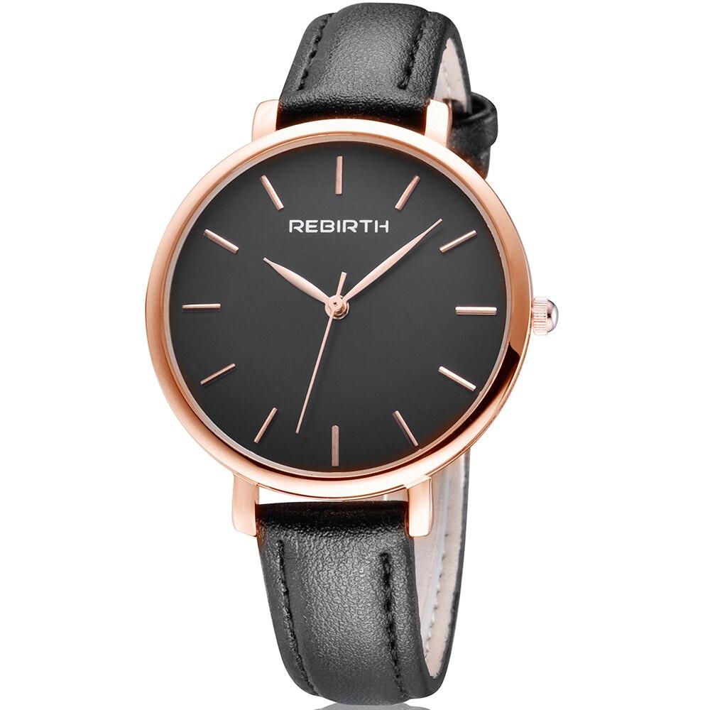 Women's Watches Casual Watch Brand Luxury Fashion Ladies Watch Leather Original Wristwatch Business Simple Classic Elegant Watch