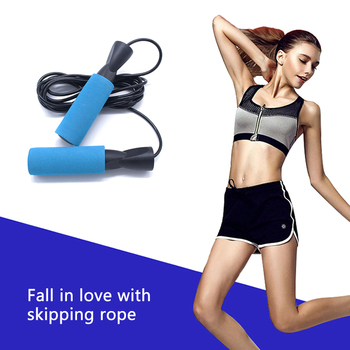 3M Bearing Skip Rope Cord Speed Fitness Lose Weight Gym Jumping Exercise Equipment Adjustable Boxing Skipping Jump