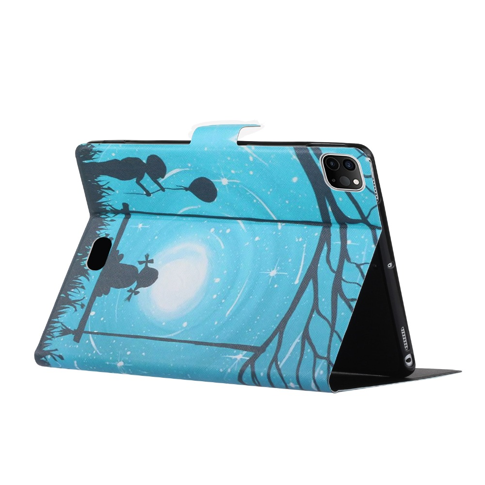 11 2020 Folio PU iPad For iPad Painted Case Pro inch Pro for Cheap Leather Smart Case