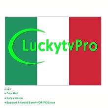 Italia M3U TV Stick per Smarts Pro Android Vendita calda in Italia