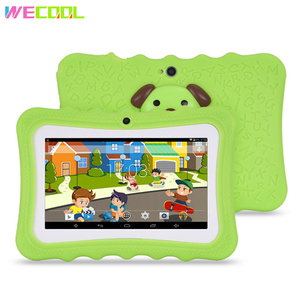 WeCool A61 Kids Tablet PC 7 Inch Android Tablet Quad Core 8GB 1024x600 Screen Children Education Games Xmax Child Birthday Gift