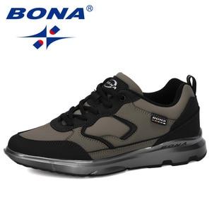 Image 5 - BONA zapatos informales para hombre zapatillas cómodas antideslizantes, deportivas, calzado de ocio, 2019