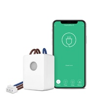 Power-Switch Energy-Monitor Broadlink-App Bestcon SCB1E Smart Home Controlled Wifi Wireless