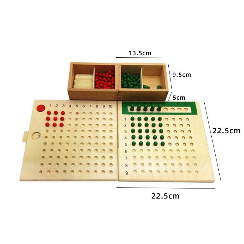 Kids Wooden Montessori Toys Memory Match Stick Educational Color Cognitive Geometric Shape Puzzles Toys For Children 8