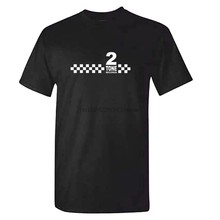 2 Tone Records TShirt - Mens Ska Music Reggae Clothing(China)