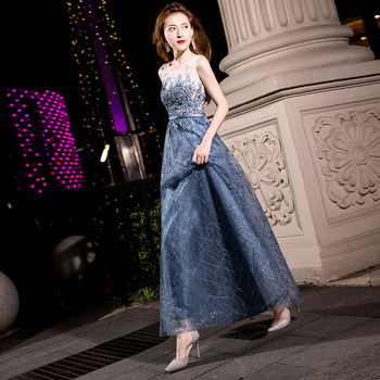 Sexy Chinese Style Party Evening Cheongsam Womens Slim Dress Marriage Gown Luxury Wedding Qipao Fashion Clothes Vestido